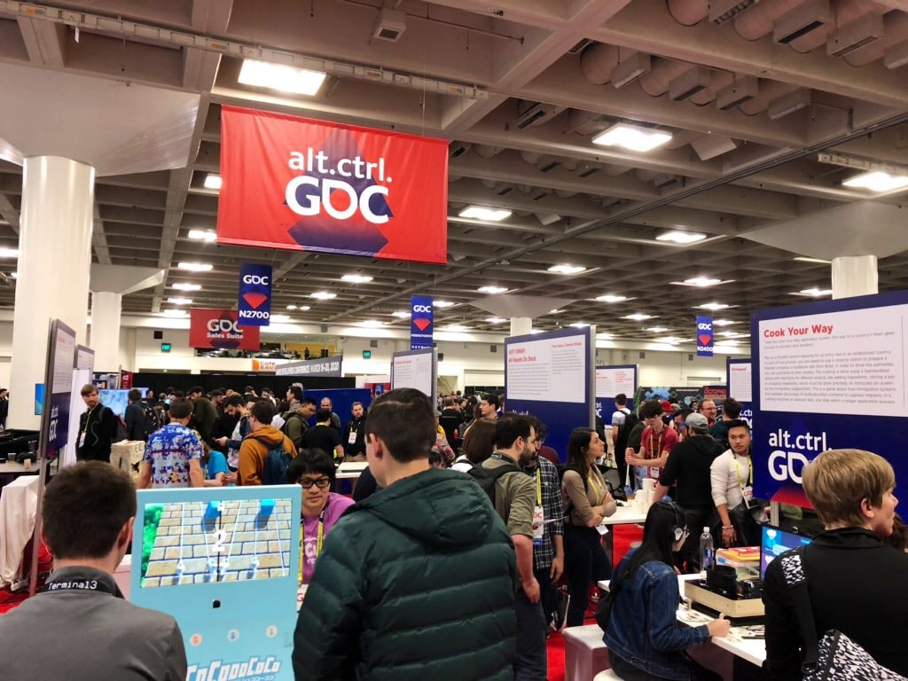 GDC – Game Developers Conference – 2019